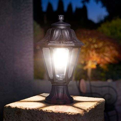 LED pillar light Mikrolot Anna E27