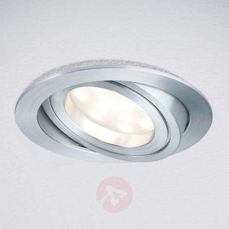 LED recessed light Coin round IP23