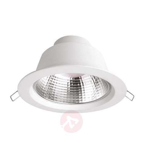 LED recessed light Siena, good colour rendering