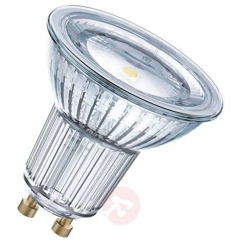 LED reflector bulb 120° GU10 7.2 W, dimmable
