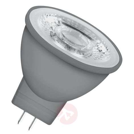 LED reflector bulb 36° GU4 2,6W, warm white