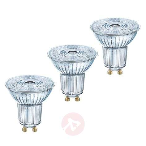 LED reflector bulb GU10 3,6 W, 350 lm, set of 3-7262108-32