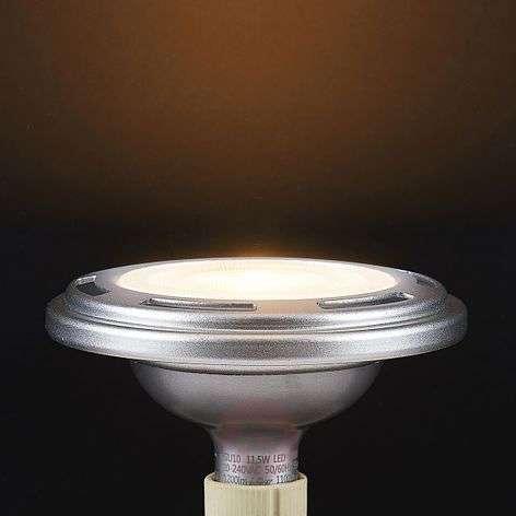 LED reflector bulb GU10 ES111 11.5W 3,000K silver
