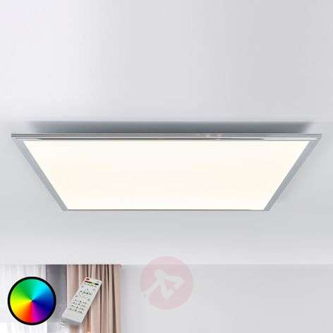 LED RGB ceiling lamp Carina with remote control