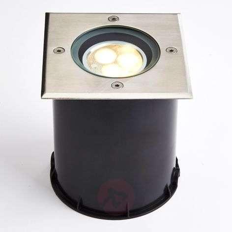 LED swivelling installed ground light-IP67 215 Lm
