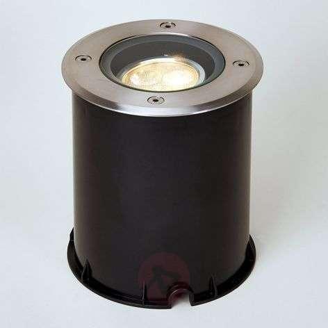 LED swivelling installed ground light, IP67