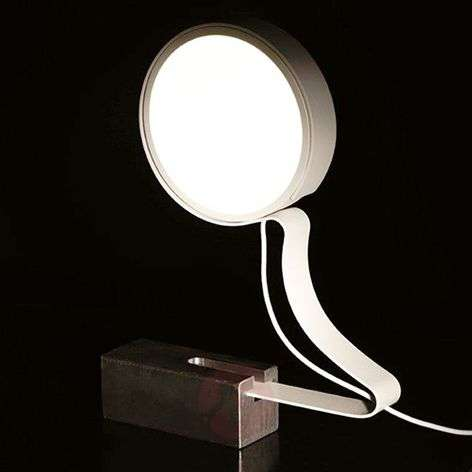 LED table lamp DND Profile in white