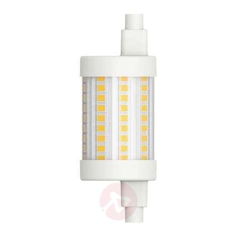 LED tube bulb R7s 78.3mm 8W warm white