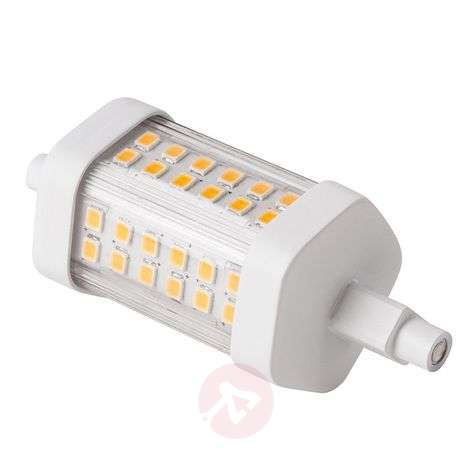 LED tube lamp R7s 78 mm 8W warm white