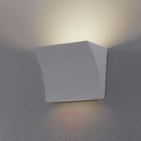 LED wall lamp Pochette, direct and indirect light