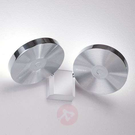 LED wall light CIDI, aluminium