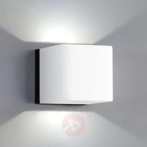 LED wall light Dau Mini two-bulb white