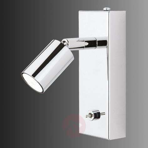 LED wall light Karen with toggle switch