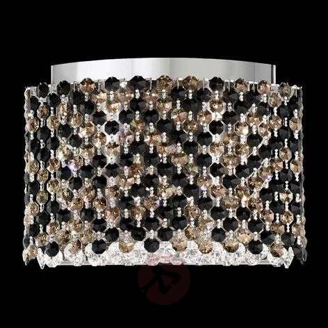 LED wall light Refrax with Swarovski crystals