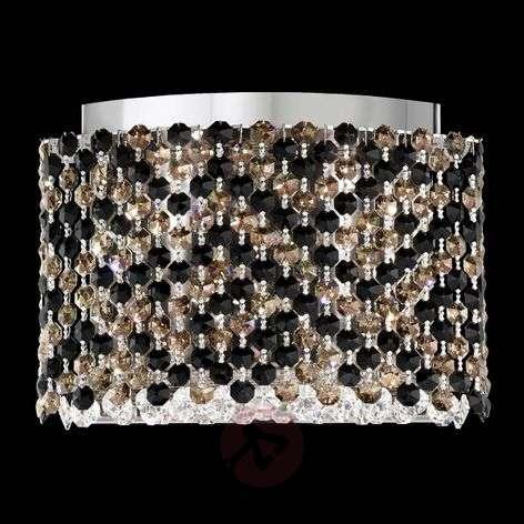 Swarovski Crystal Lighting On Led Wall Light Refrax With Swarovski Crystals858305831 Crystals Lightsie