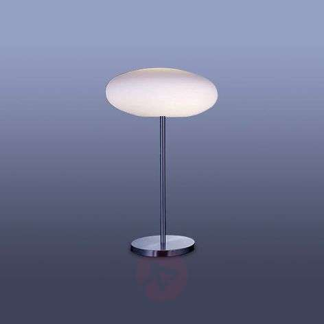 LENA table lamp with lovely glass lampshade, 69 cm