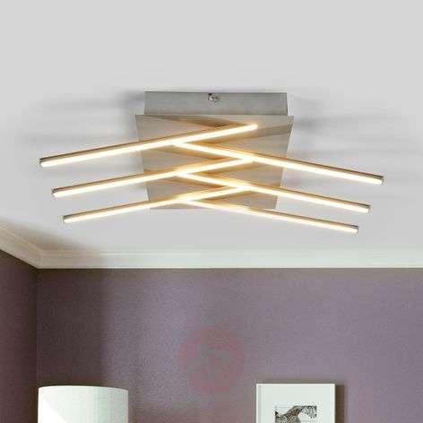 Lenhard dimmable LED ceiling light, bright light