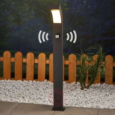 Lennik Motion Detector LED Path Lamp