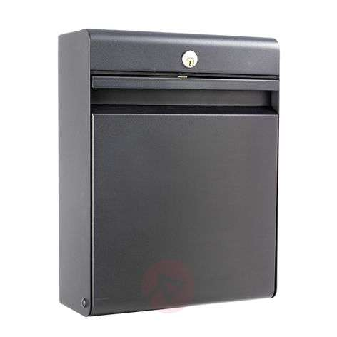 Letter box Holscher with a classic design