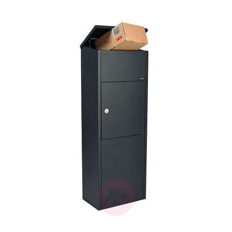 Letter/parcel box 600S with Ruko lock