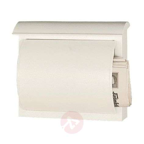 Letterbox TORES white