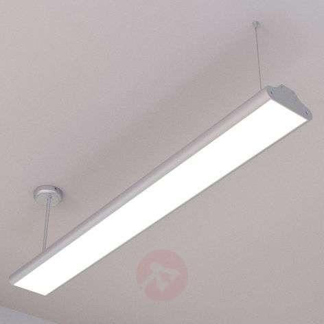 Lexine office LED pendant lamp, cool white
