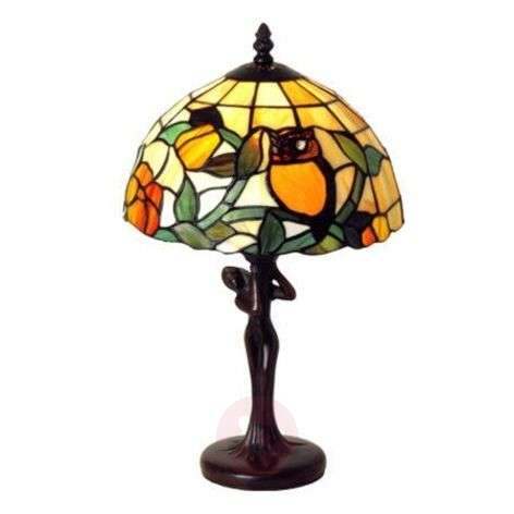 LIEKE- table lamp in tje Tiffany style