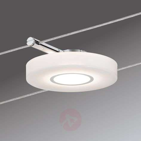 Light for cable lighting system DiscLED I 12 V DC
