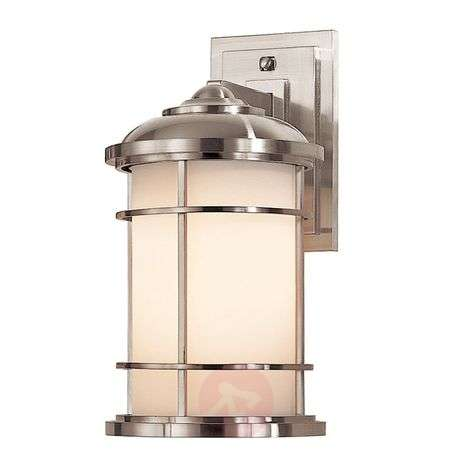 Lighthouse - an outdoor wall light with style