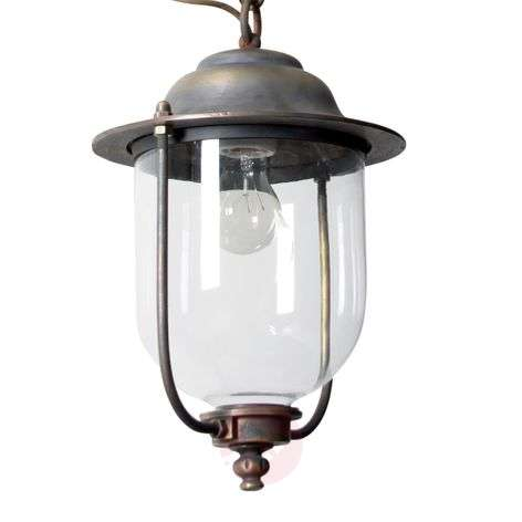 Outdoor pendant lighting lights lindau outdoor pendant light w chain suspension aloadofball Choice Image