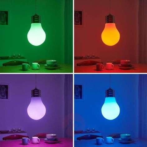 Lindy Smart RGB LED pendant light Mena