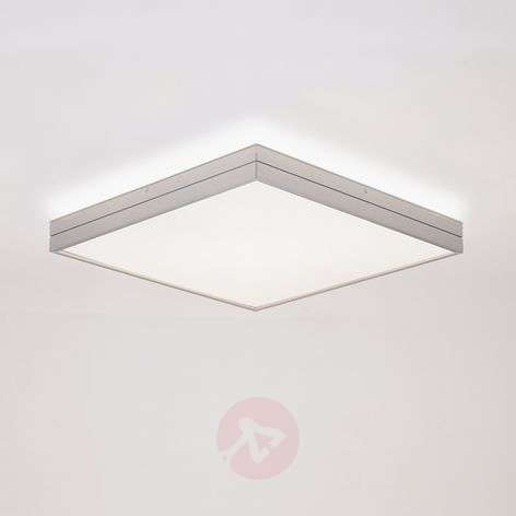 Linea ceiling light with a puristic design
