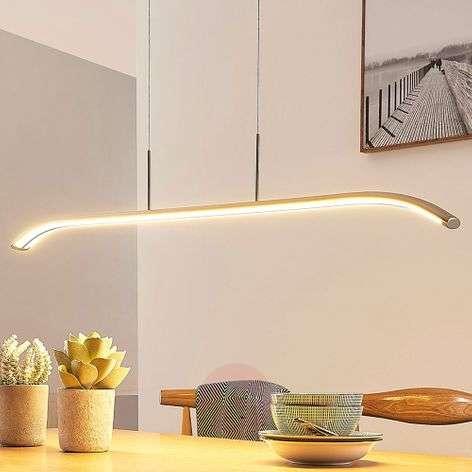 Linear LED linear pendant light Elma