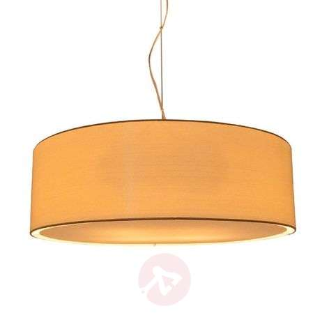 LIVINE ELEGANT cream-coloured hanging light