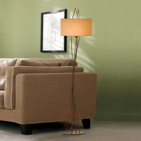 LIVING OVAL - elegant floor lamp