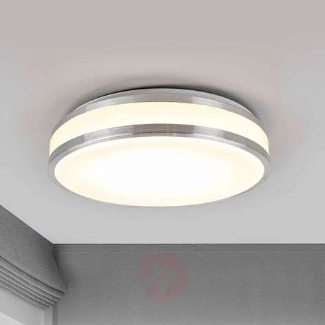 Living room ceiling light Edona with bright LEDs