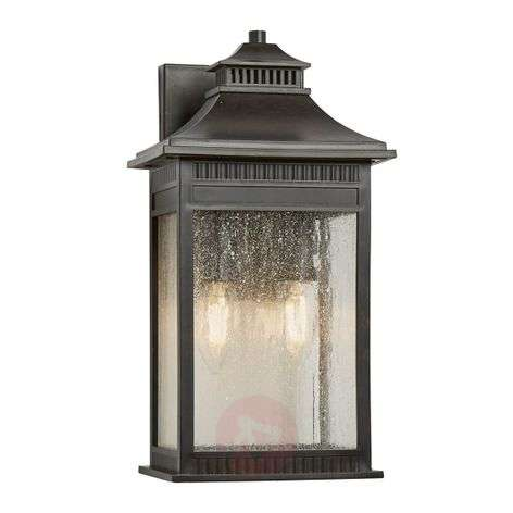 Livingston medium robust outdoor wall lamp-3048826-31