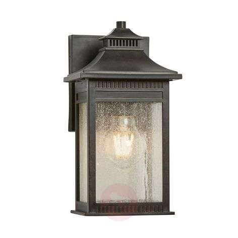 Livingston wall lamp for outdoors - small