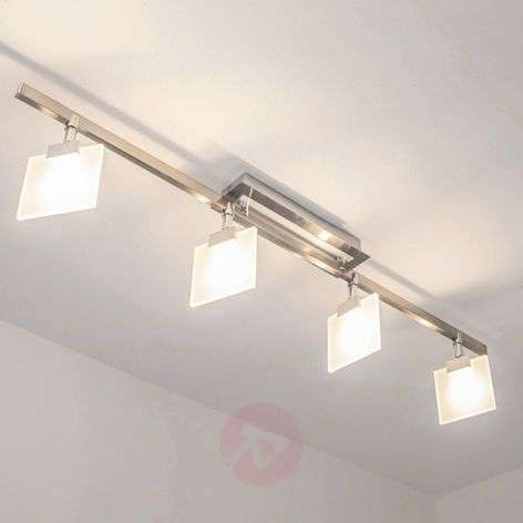 Livius kitchen ceiling light with COB LEDs