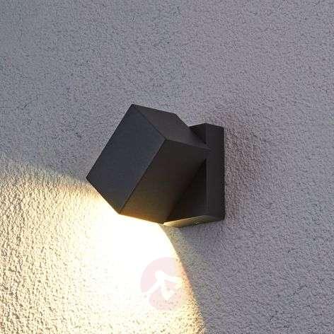 Lorik flexible LED outdoor wall lamp