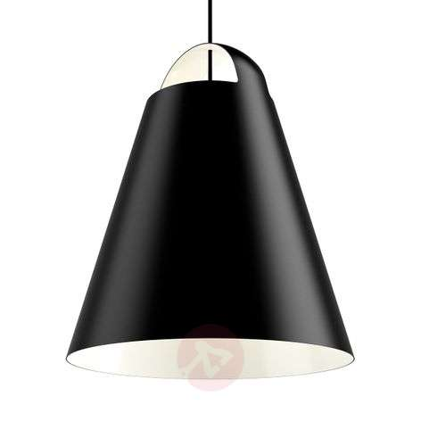 Louis Poulsen Above pendant lamp, black