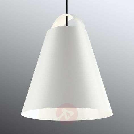 Louis Poulsen Above pendant lamp, white