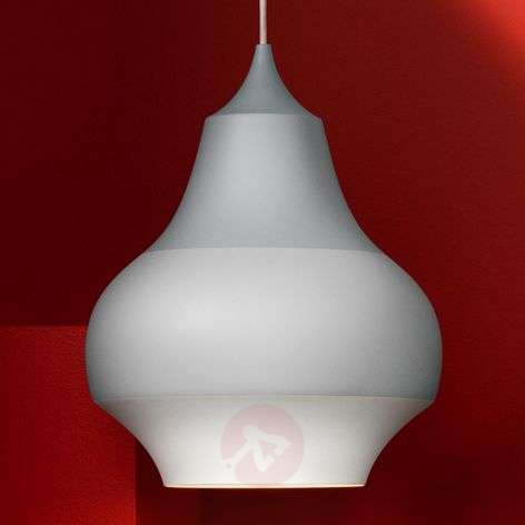 Louis Poulsen Cirque - grey hanging light
