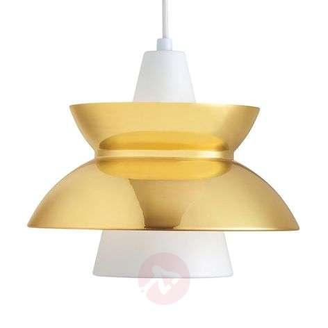Louis Poulsen Doo-Wop - hanging lamp brass
