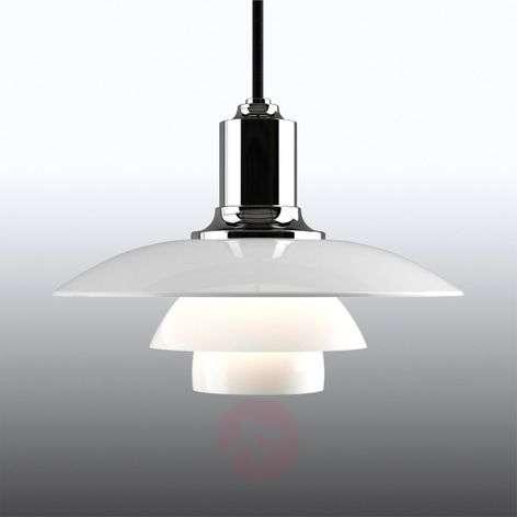 Louis Poulsen PH 2/1 glass pendant light