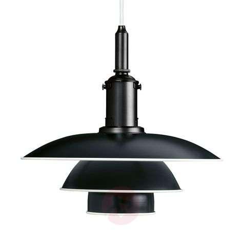 Louis Poulsen PH 3 1/2-3 pendant light in black