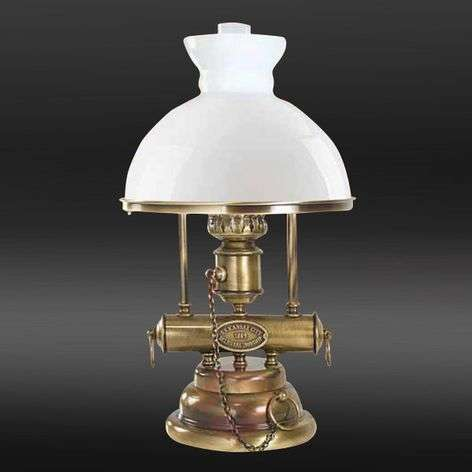 Lovely table lamp Aphrodite