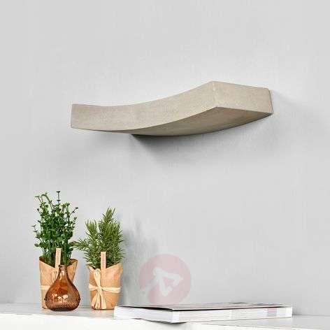 Lovely wall uplighter Karolina made of concrete