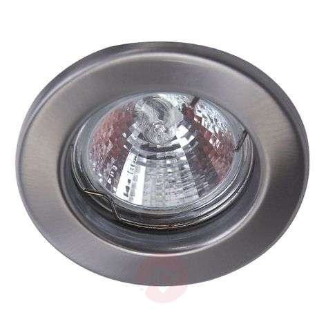 Low-voltage recessed light stainless steel MR16