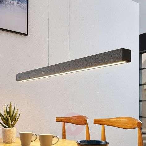 Lucande Alyssa LED hanging light with dimmer